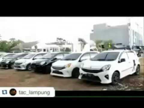 Embedded thumbnail for Mini Touring TAC ( Toyota Agya Club ) Lampung PRINGSEWU
